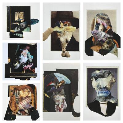 Adrian Ghenie, 'Nevermore (Portfolio of 7 artworks)', 2020