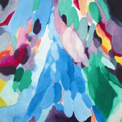 Alice Baber, 'Ladder Forest', 1966
