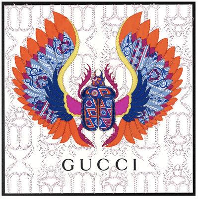 Stephen Wilson, ' Gucci Scarab', 2020