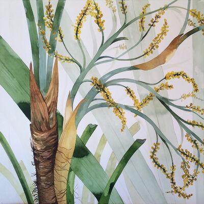Idoline Duke, 'Palm Detail I', 2016