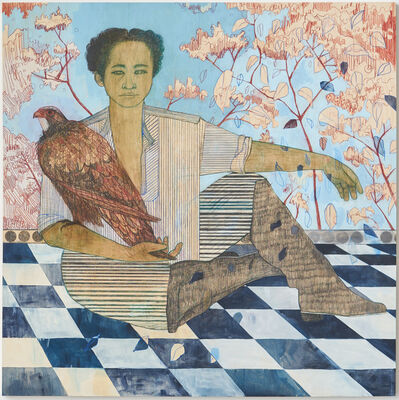 Pamela Phatsimo Sunstrum, 'The Two I', 2020