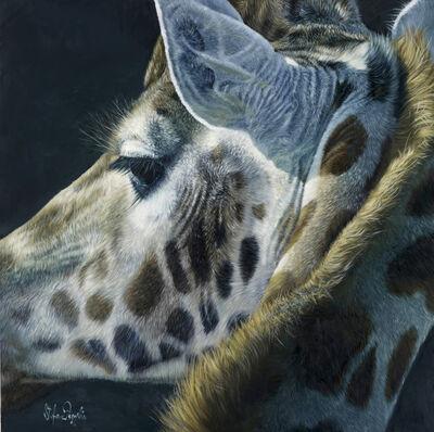 Stefano Zagaglia, 'Giraffe turns', 2016
