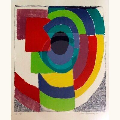 Sonia Delaunay, 'Syncopée', 1971