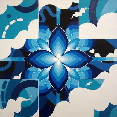 Hitotzuki, 'Mural Decode - beware of dogma', 2016