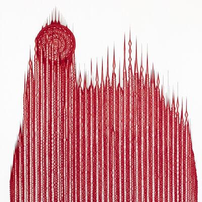 Erol Eskici, 'Geomorphologic Cathedral 4 (Landform Buildings)', 2018