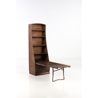 Peder Moos, 'For the things I hold dear - Unique piece - Cabinet of curiosities', 1956