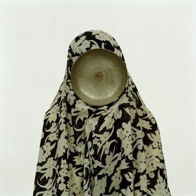 Shadi Ghadirian, '#6 (Like EveryDay series) '