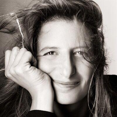 Matthew Rolston, 'Annie Leibovitz, Portrait II, Los Angeles', 1987
