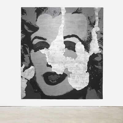 After Andy Warhol, 'Andy Warhol, Tarfala Permafrost, 1967, Design by Calle Henzel', 2015