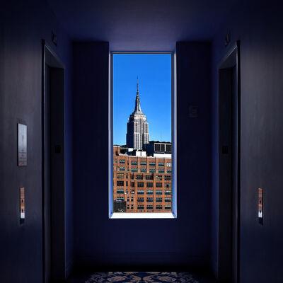 Luc Dratwa, 'The 11th Floor', 2019