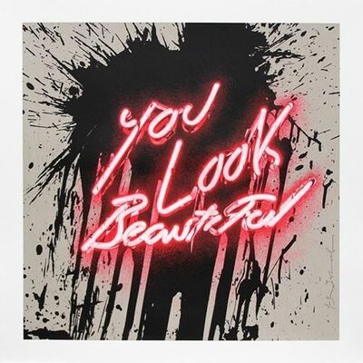 Mr. Brainwash, 'You Look Beautiful', 2018