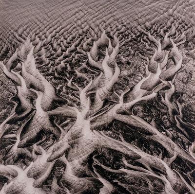Jeffrey Conley, 'River Delta 2, Iceland', 2018