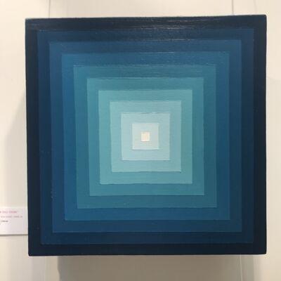 Peter Kalkhof, 'Colour Space Texture', 2000