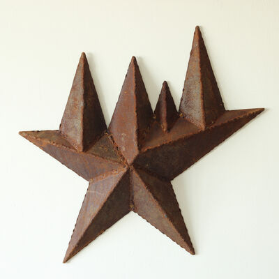 Rinat Voligamsi, 'Star 2', 2016