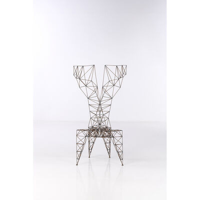 Tom Dixon, 'Pylon Chair - Prototype, Chair', around 1990