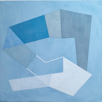 Kati Vilim, 'Blue Trace II', 2020