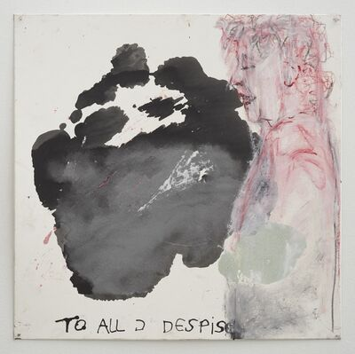 Alexandra Wiesenfeld, 'to all', 2016