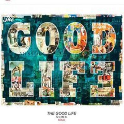 Peter Tunney, 'GOOD LIFE ', 2019
