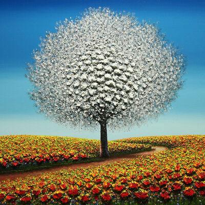 Mario Jung, 'Under The Blue Sky ', 2018