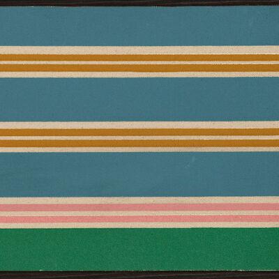 Kenneth Noland, 'Twin Planes', 1969