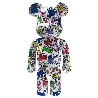 Medicom, 'Be@rbrick 1000% Keith Haring', 2017