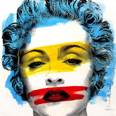 Mr. Brainwash, 'Madonna (Unique)', 2011