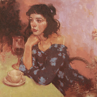 "Joseph Lorusso, '""Off the Shoulder""', 2020"