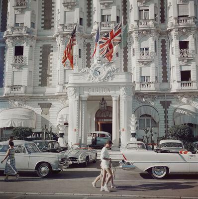 Slim Aarons, 'Carlton Hotel ', 1958
