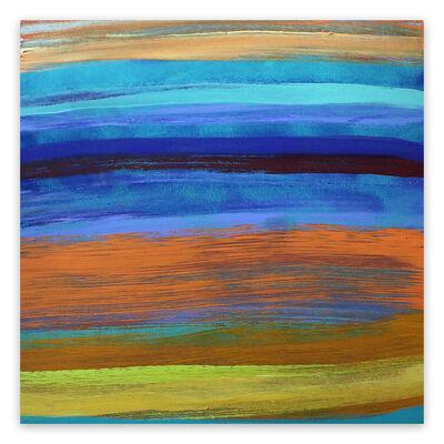 Deanna Sirlin, 'Turn (Abstract painting)', 2020