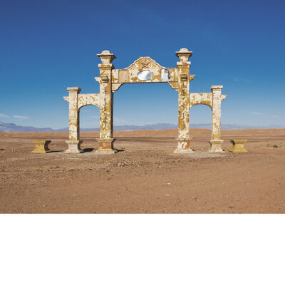 Rä di Martino, 'Abandoned Movie Props (Tibet)', 2011