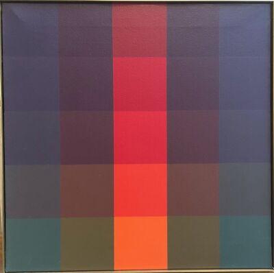 Hugo Demarco, 'Couleur Paris', 1974