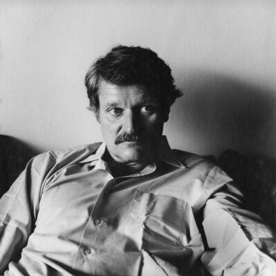 Peter Hujar, 'John Ashbery (I)', 1975