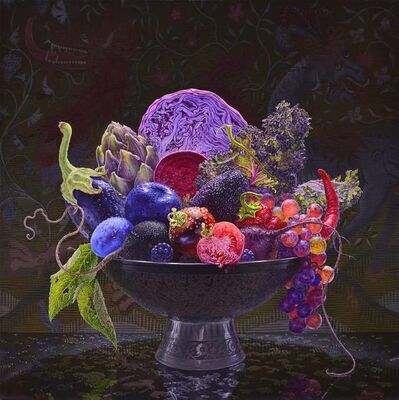 Eric Wert, 'Still Life with Medieval Tapestry', 2016