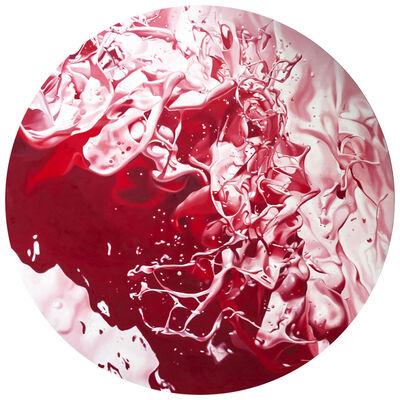 Philippe Huart, 'Rose Calyx Vertige (Vortex 29)', 2020