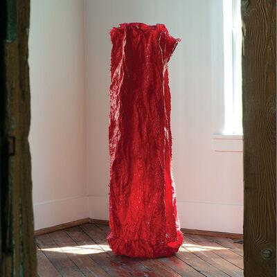 Kiyomi Iwata, 'Red Aperture', 2009