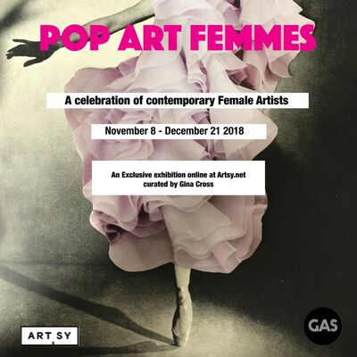 Pop Art Femmes, installation view