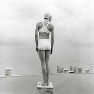 Sally Gall, 'Bathing Beauty', 1990