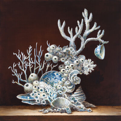 Kevin Sloan, 'China Reef', 2019
