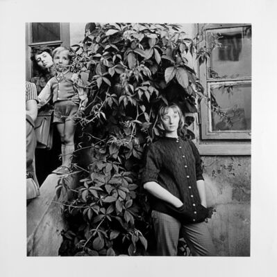Antanas Sutkus, 'Spring Poetry from 'Lithuanian People'', 1977