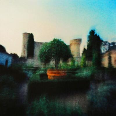 Dianne Bos, 'Giardino, Castello di Meleto, Italy', 2016