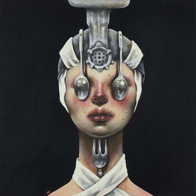 Afarin Sajedi, 'The Soldier '
