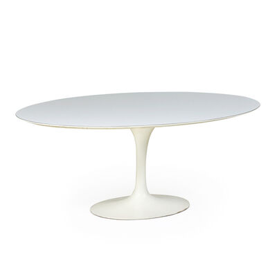 Eero Saarinen, 'Knoll International Tulip Dining Table', ca. 1970