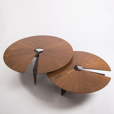 Decarvalho Atelier, 'Contemporary Round Coffee Table, Extra Small', 2017