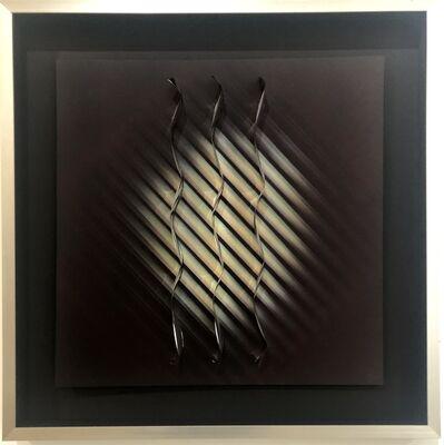 Julio Le Parc, 'Theme a Variation, Variation 2', 1980