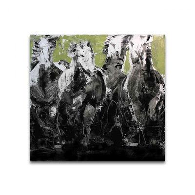 Fabio Modica, 'HORSES'