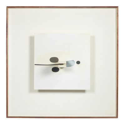 Victor Pasmore, 'Projective Painting No. IV', 1971