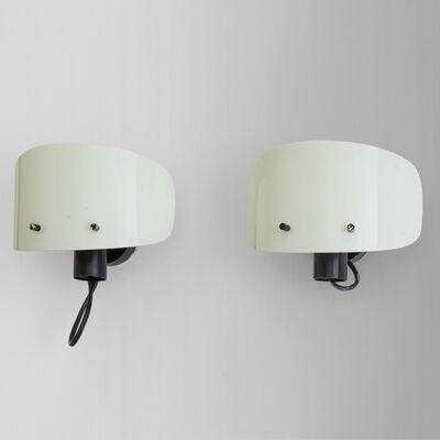 Gino Sarfatti, 'A pair of '216' wall lamps', 1956