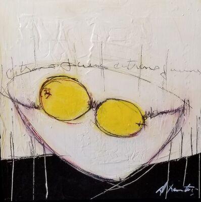 Danielle Lanteigne, 'Citrons', 2020