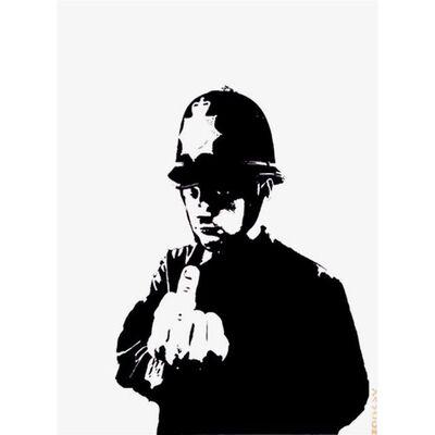 Banksy, 'Rude Copper Unsigned Edition ', 2002