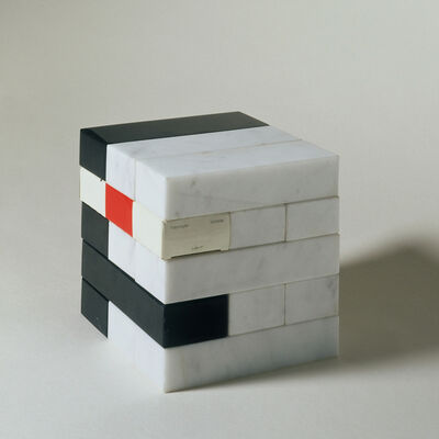 Gustavo Rezende, 'Taj Mahal e a Possibilidade do Amor na Era do Cubo Epistemológico', 2000